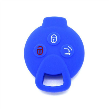 Cheap silicone car key protective cover for mercedes-benz