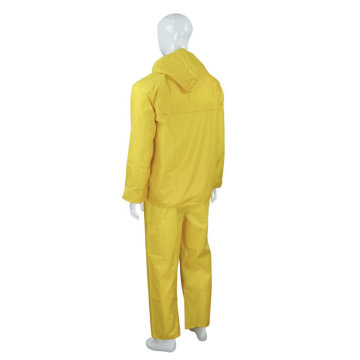 Wearable Nylon Rain Coat Suit