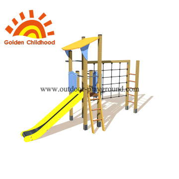 Climbing Net Outdoor Playground Equipment For Children