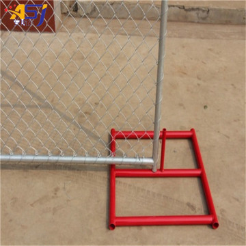 USA standard high security chain link fence