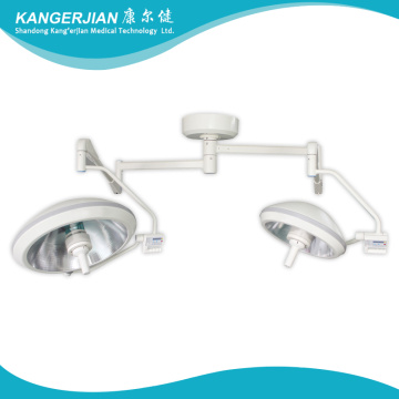 Multiprism reflector silverless lamp