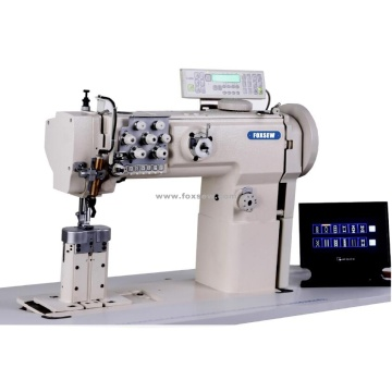 Computerized Post Bed Ornamental Stitch Sewing Machine