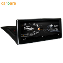 Smart vehicle internet and information dashboard for Audi A4L