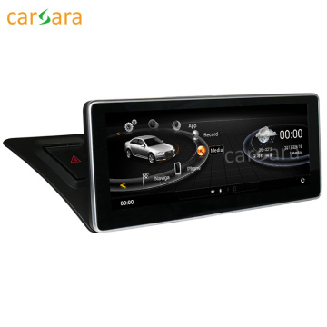 Hot sale reasonable price for Car Gps Stereo Smart vehicle internet and information dashboard for Audi A4L supply to Guinea Manufacturers