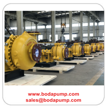 Leading for Dredging Pump 300m3/h Small sewage Sand Pump export to French Polynesia Factories