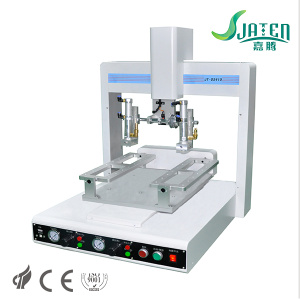 Mobile phone frame and glass glue dispensing machine