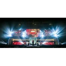 P4.81 SMD outdoor rental led display screen