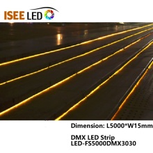 factory low price for Dmx Led Strip Addressable DMX led strip for club lighting export to Spain Importers