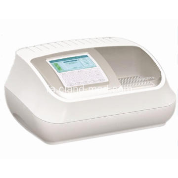 CE Medical Elisa Reader Analyzer با صفحه لمسی