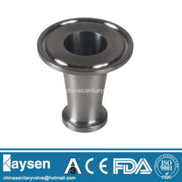 ISO/IDF Sanitary clamped concentric reducer
