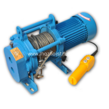 AC 380 volt KCD electric winch hoist