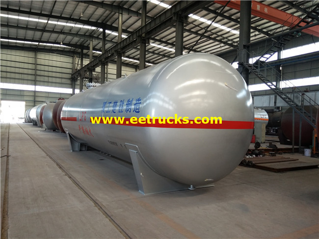 LPG Gas Bullet Tanks