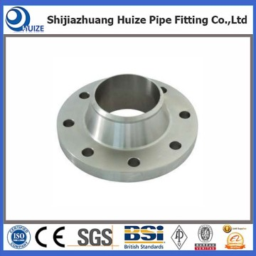 A105 CL150 carbon steel weldable neck flange