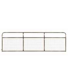 High Strength Steel farm gates For Livestock Farm