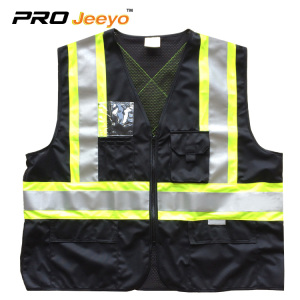 customized black customize vests