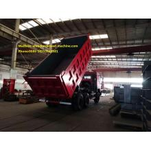 Leading for Mining Heavy Dump Truck SINOTRUK HOWO Dump Truck supply to Argentina Factories