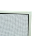 fixed insect screen window abrasion resistant