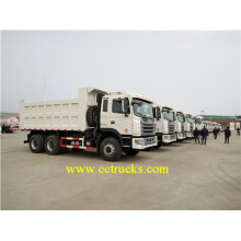 Customized for Sinotruk 6×4 Mining Dump Trucks JAC 336HP 10 Wheeler Tipper Trucks supply to Madagascar Suppliers