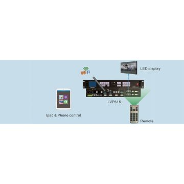LVP615 LED HD Video Processor