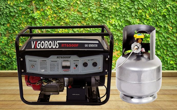 VIGOROUS Gas Generator