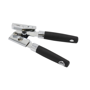 Professional Ergonomic Metal Can Opener