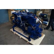 HF-6112Ti 6-cylinder water cooled 200hp marine engine