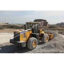SEM659C Wheel Loader 5 tons with SDEC Engine