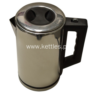 New Delivery for for Electric Cordless Glass Tea Kettle All Body Stainless Steel Kettle supply to Svalbard and Jan Mayen Islands Manufacturers