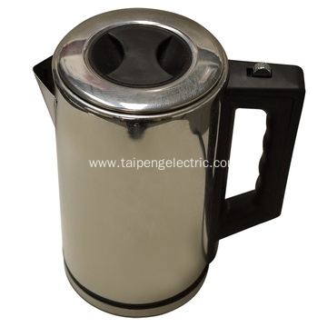 Free sample for Cordless Electric Tea Kettle All Body Stainless Steel Kettle export to Armenia Manufacturer