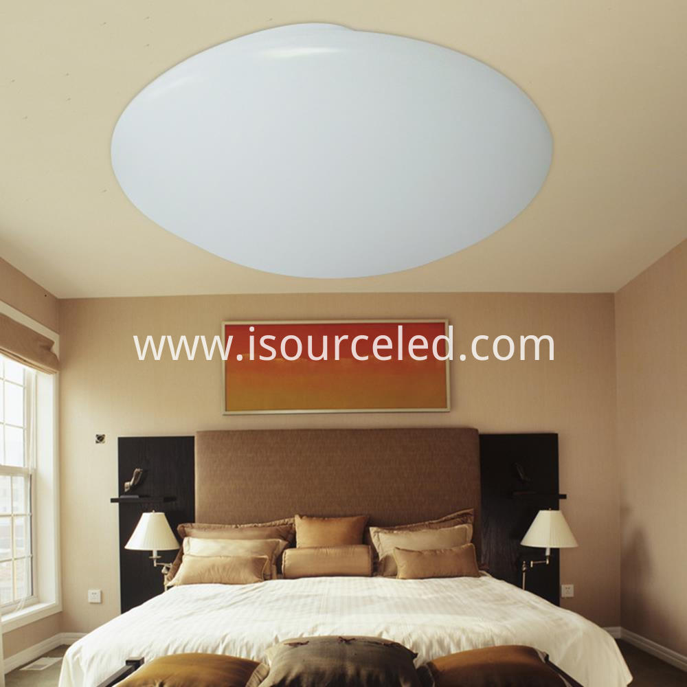 120° Beam Angle 10w-33w ceiling light for bathroom