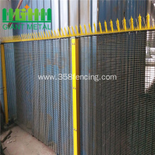 Anti Climb Welded Mesh Prison Fence 358 mesh