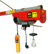 Fast Delivery for PA Mini Wire Rope Electric Hoist Electric Hoist Crane 1Ton Hoist Lifting supply to Germany Factory