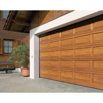 Bibiri Aluminom Alloy Garage Sectional Ọnụ Ụzọ