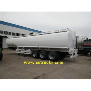 30 Ton 45 CBM Oil Transportation Semi Trailers