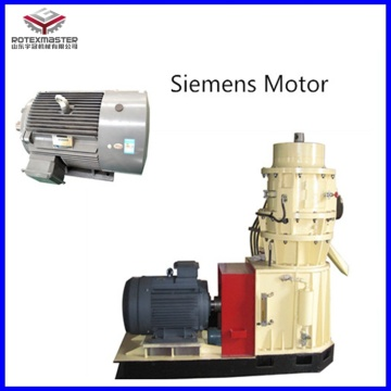 Flat Die pellet Machine with High Performance Stability