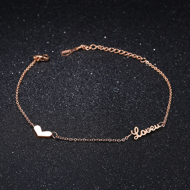 Girls Ankle Bracelet