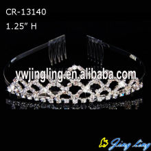 Crystal Rhinestone Tiaras Pageant Crowns