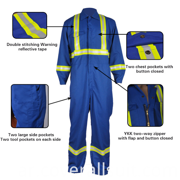 flame retardant coverall2