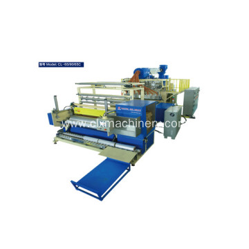 Wrapping Stretch Film Packing Unit