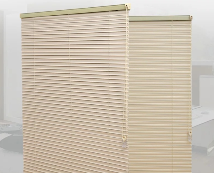 Blade Curtain Blind Alloy