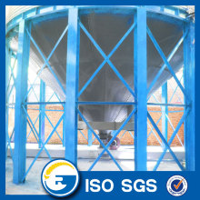 Good Quality for Hopper Bottom Silo 500 Tons Grain Silo Paddy Silo Soybean Silo supply to French Polynesia Wholesale