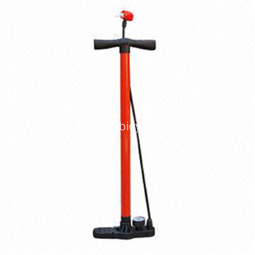 2017 Colorful Painting Bike Pump / factory