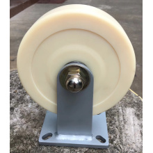 8'' Extra heavy duty MC nylon fixed castors