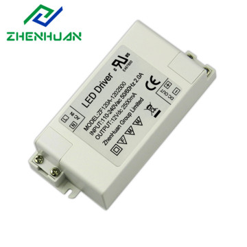 30 Watt 12V2.5A ZF120A LED 2 driver