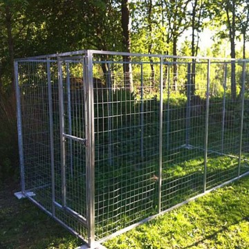 Eco-Friendly Feature enclosures cage