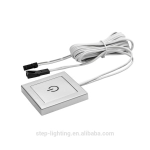 High reputation for for China Touch Sensitive Sensor,Cabinet Lighting Touch Sensor,Touch Sensitive Pir Sensor Supplier Led Touch Dimmer Switch supply to Italy Wholesale