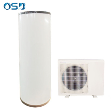 Freestanding Installation heat pump split system