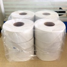 cheap packing mini toilet jumbo roll tissue