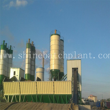 High Capacity Concrete Mixing Equipment