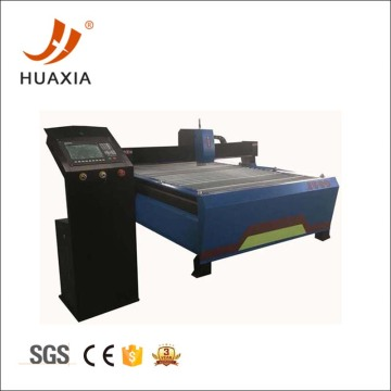 Table cnc plasma cutting machine for steel